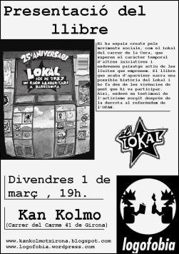 cartell el lokal