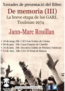 Gira Jann-Marc Rouillan